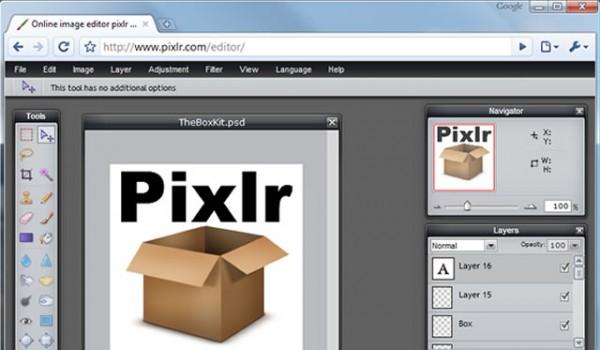 usar photoshop online gratis en espanol sin descargar