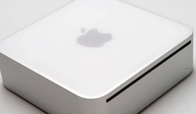 Mac Mini Media Centre – Energy Settings and iTunes Library